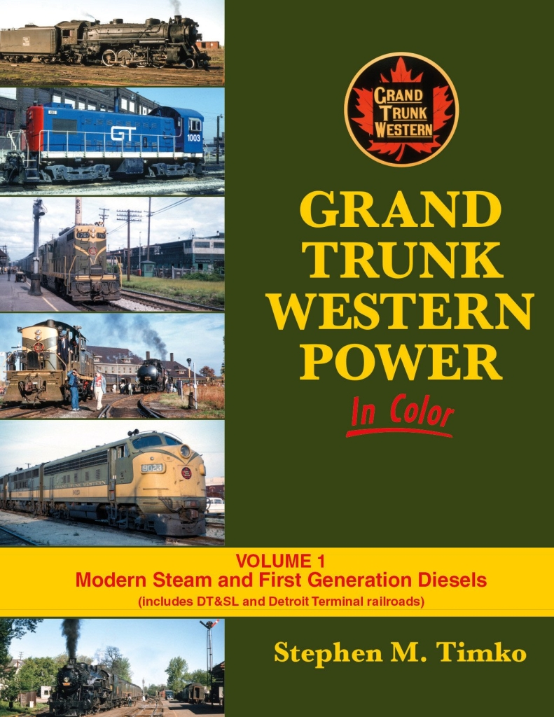 Grand Trunk Western Power
