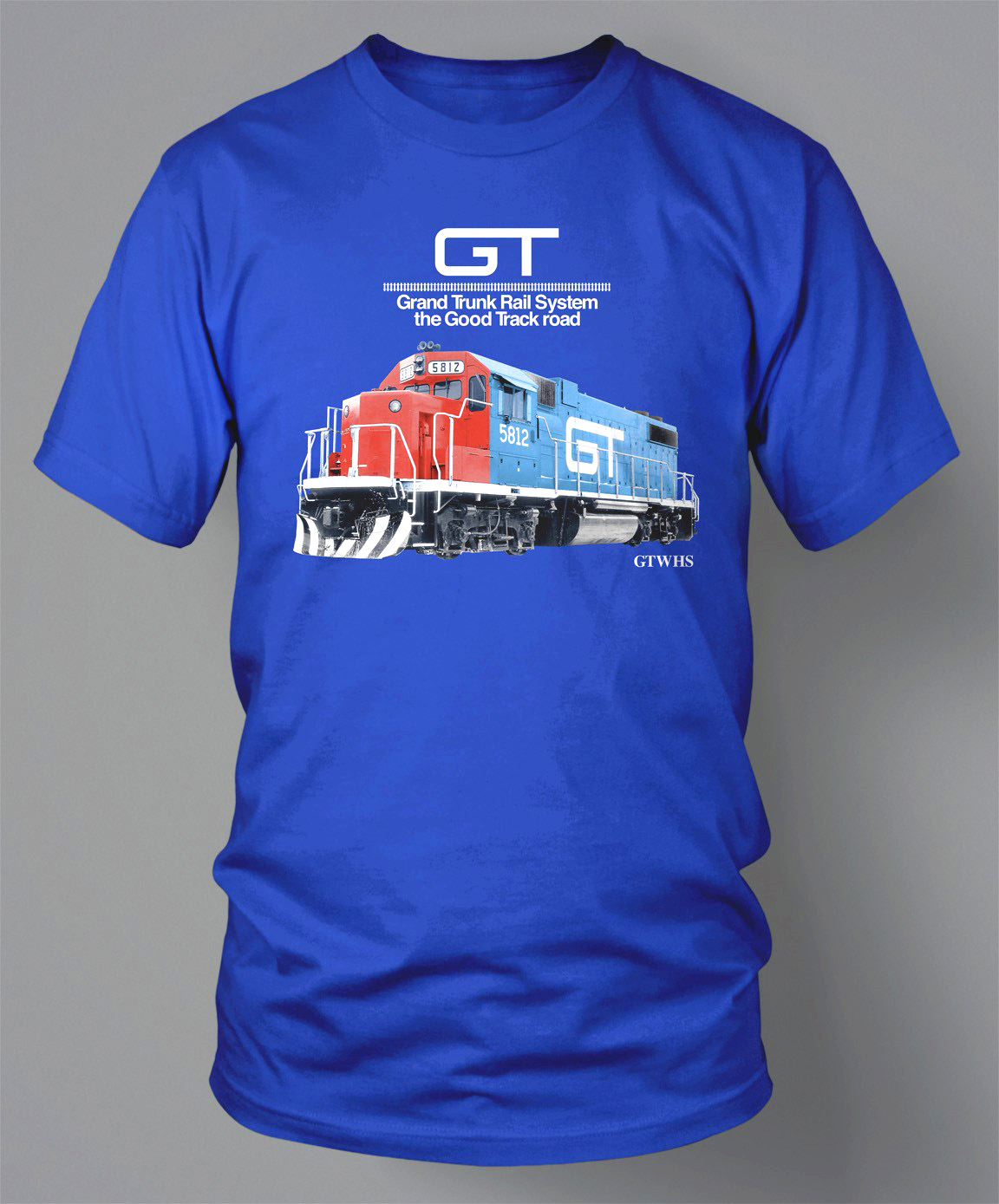Blue T-shirt GTW 5812