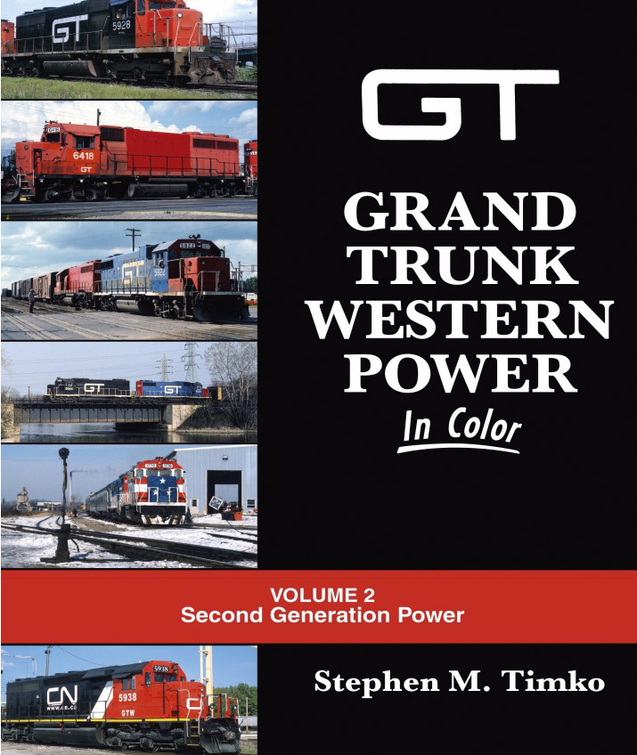 Grand Trunk Western Power Volume 2