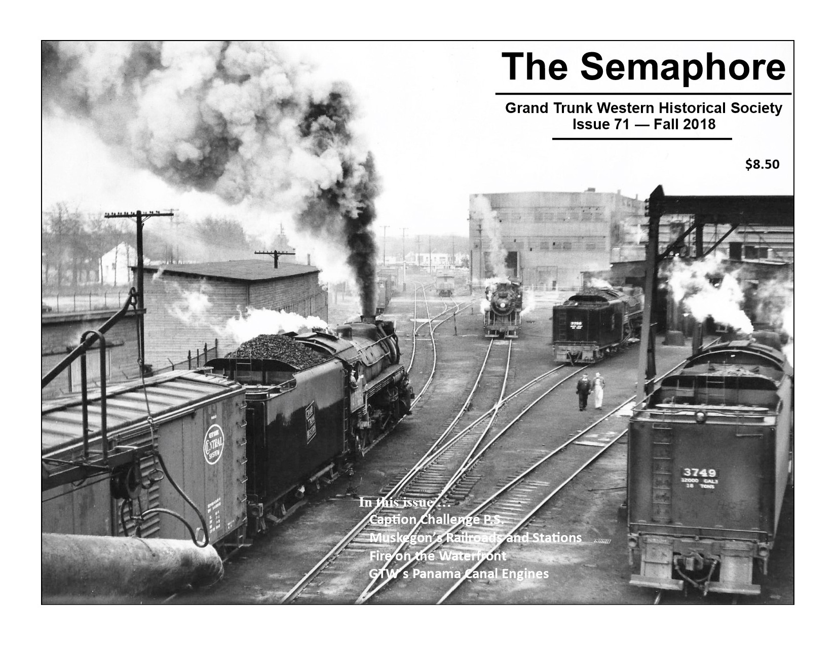 Semaphore Issue 71