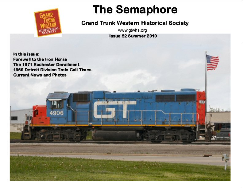Semaphore Issue 52