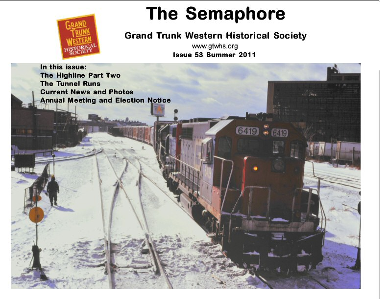Semaphore Issue 53