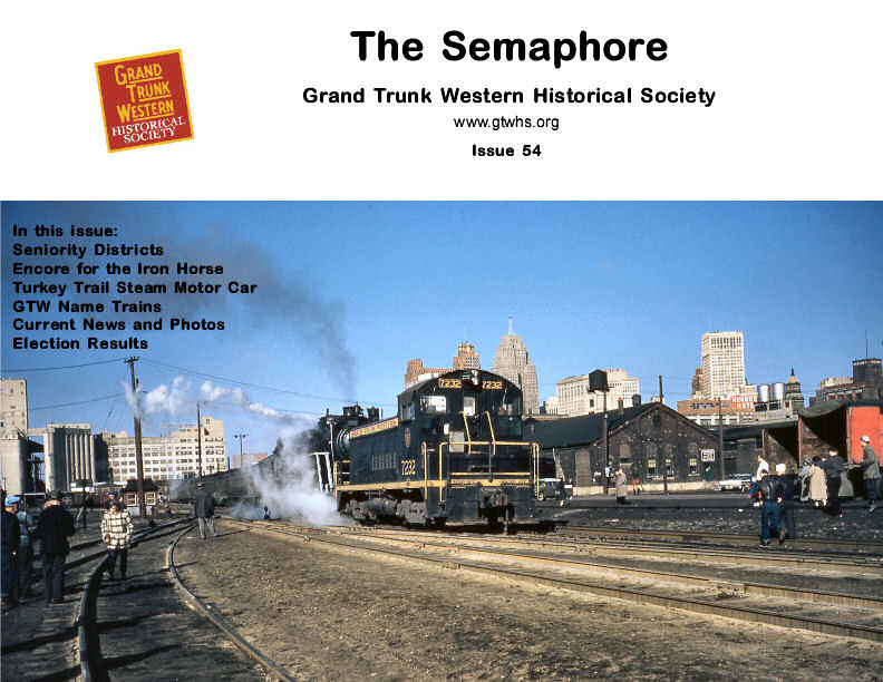 Semaphore Issue 54