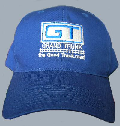 "Embroidered GTW ""Good Track Road"""