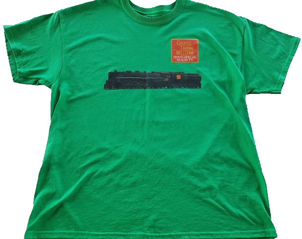 Green T-shirt GTW 6325