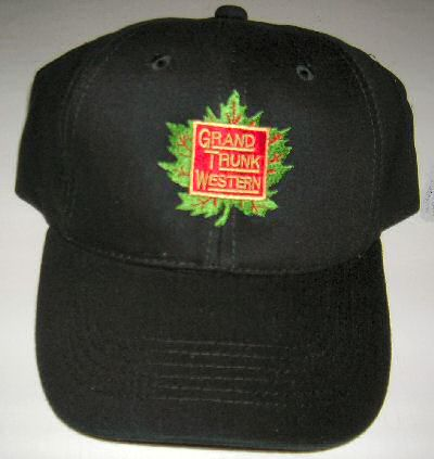 Embroidered GTW Maple Leaf